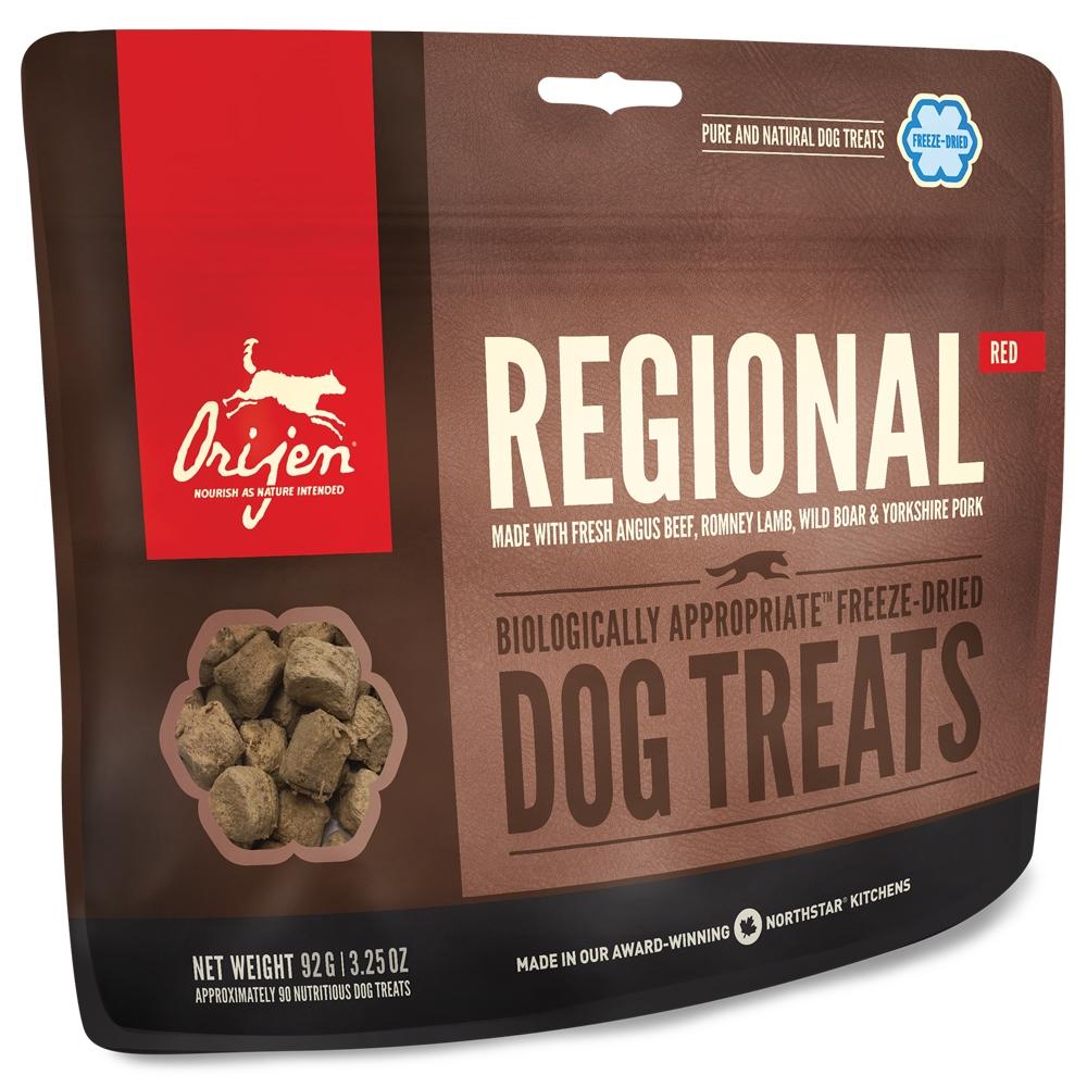 Orijen Dog Treat Regional Red 92g
