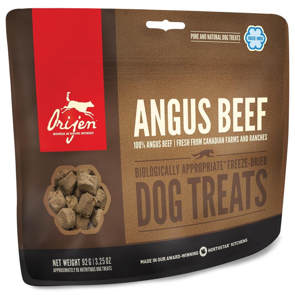 Orijen Dog Treat Angus Beef 92g