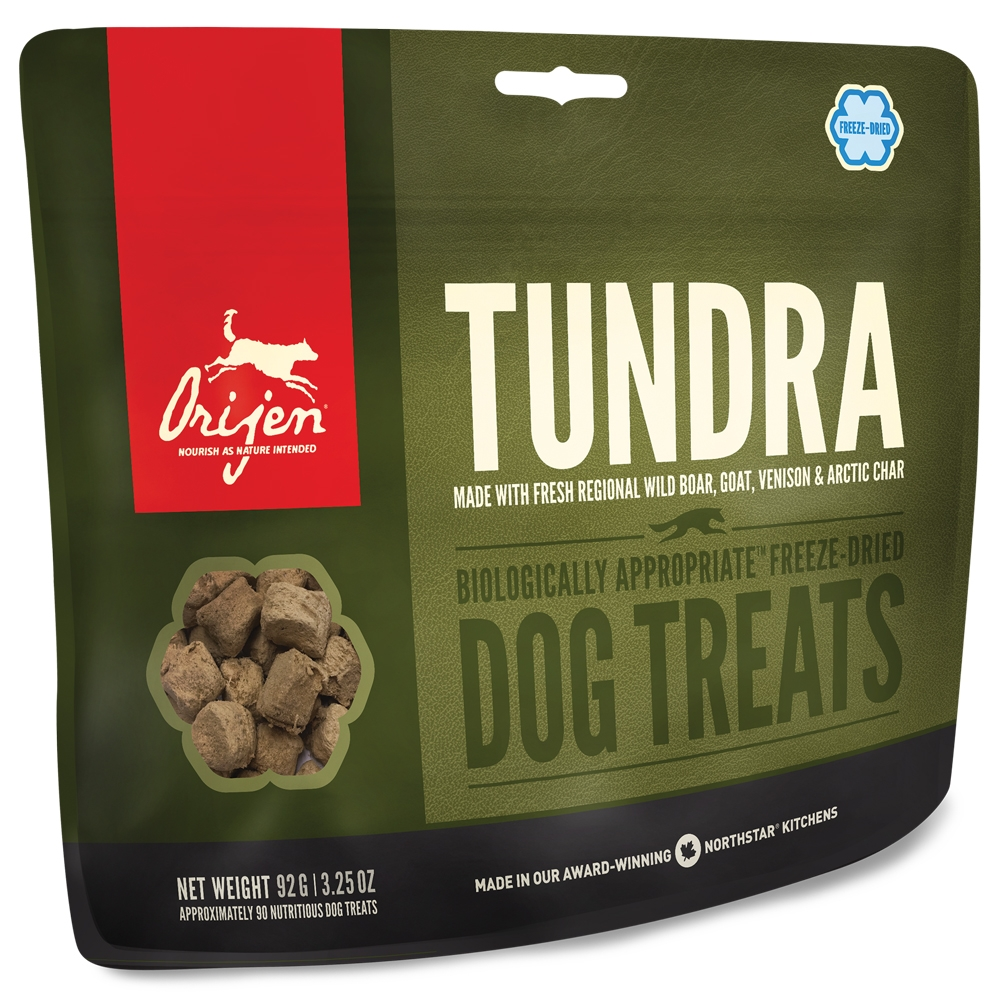 Orijen Dog Treat Tundra 92g