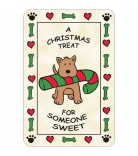 """Pet's Up Edible Card """"For Someone Sweet"""""""